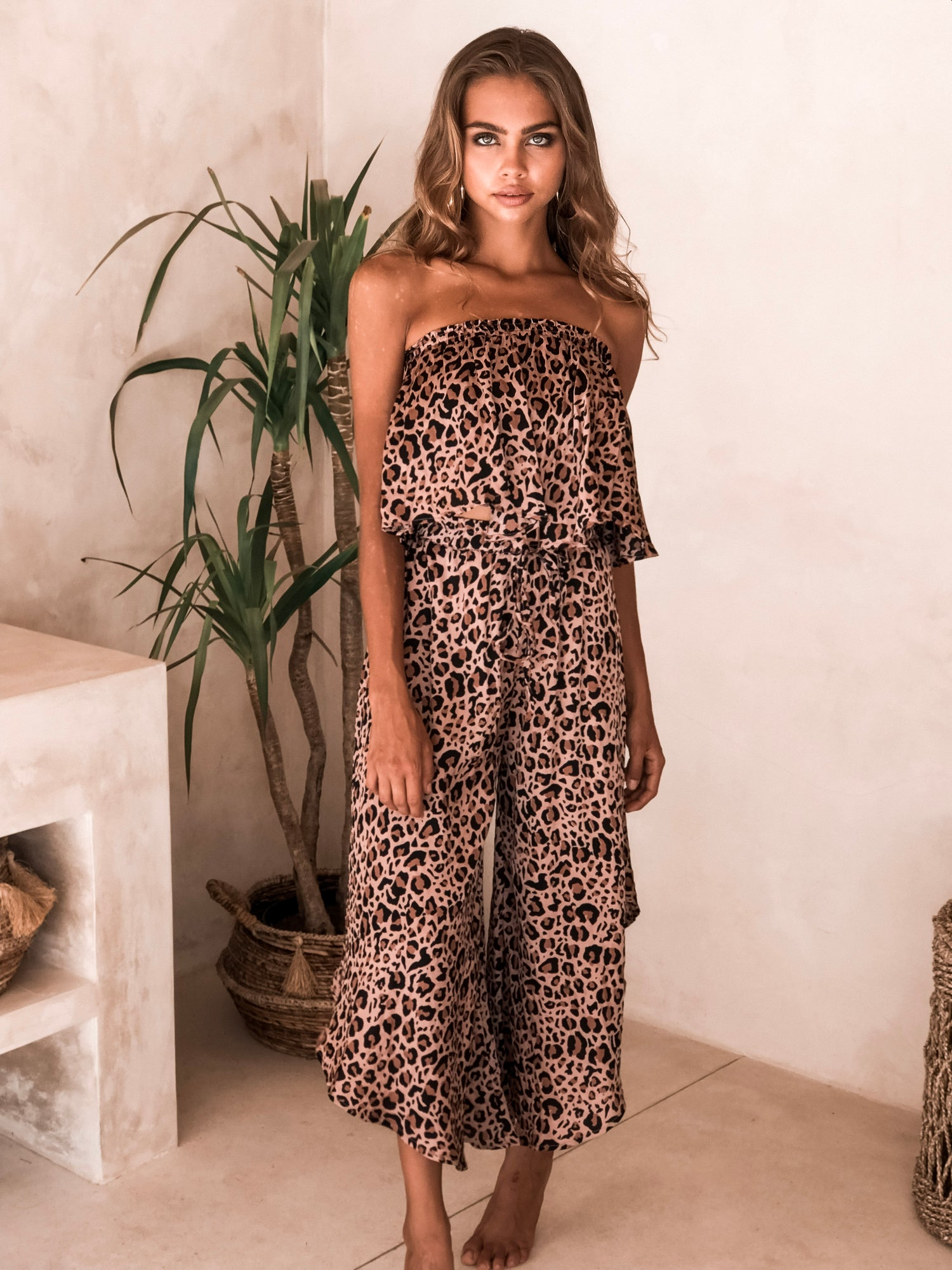 Image of ODYSSEY SILK SET - SAFARI COCO
