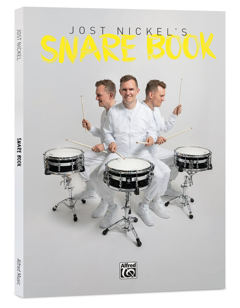 Image of Jost Nickel's SNARE BOOK - ENGLISH (Signed Copy)