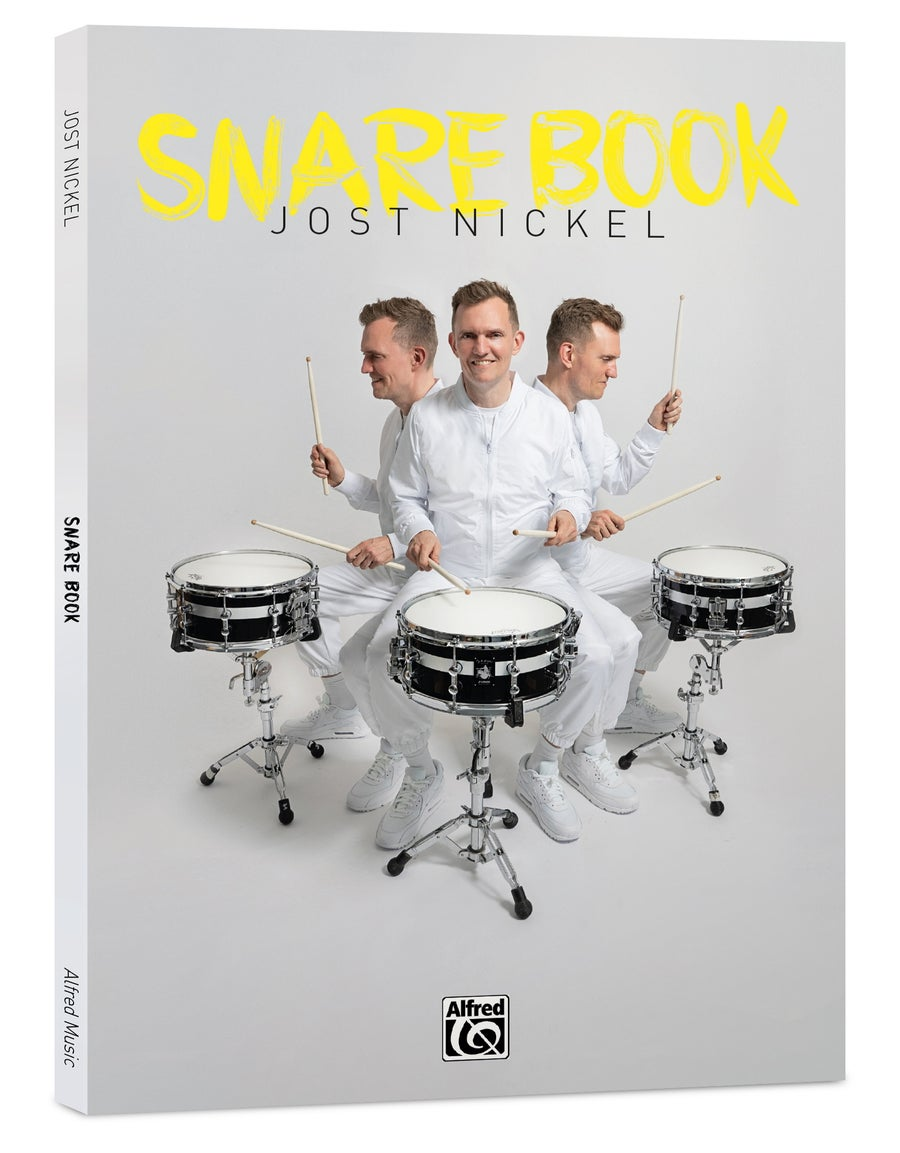 Image of Jost Nickel SNARE BOOK - GERMAN (Signed Copy)