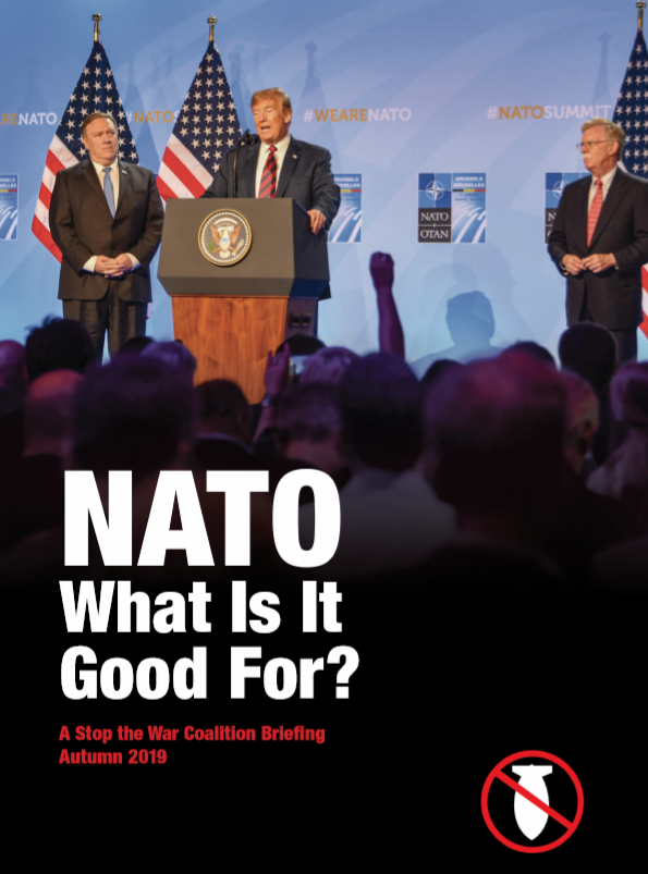 Image of NATO: What Is It Good For? - A Stop the War Coalition Briefing