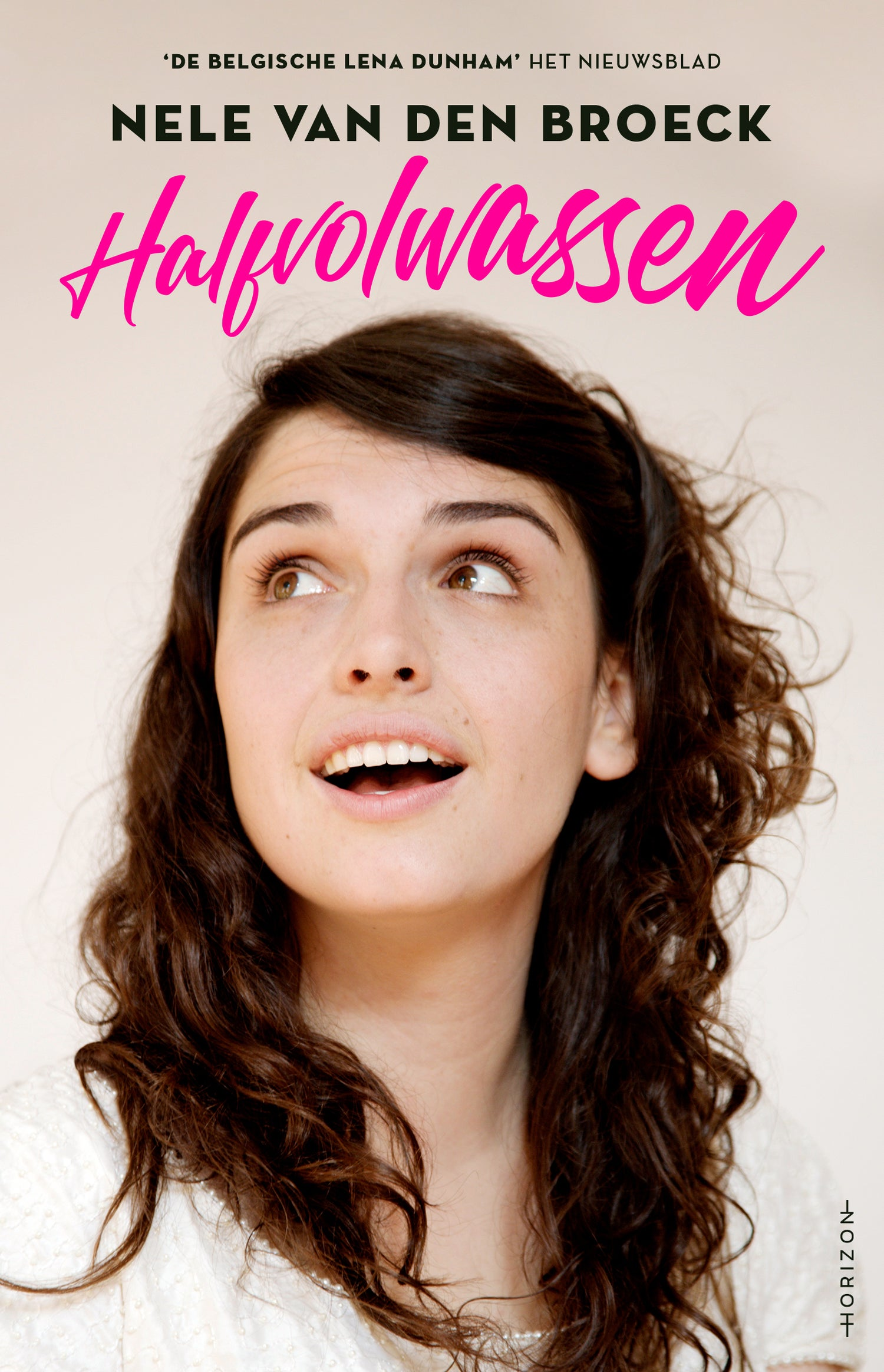 Image of Halfvolwassen - Boek - Gesigneerd