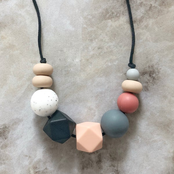 Image of Bexley teething necklace