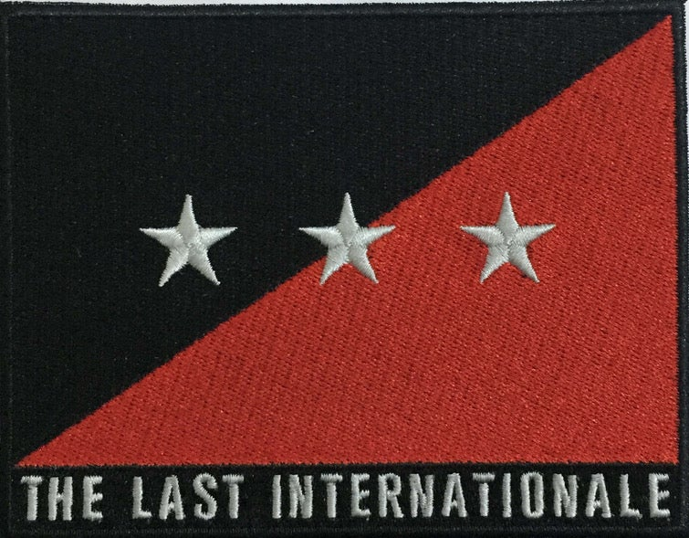 Image of Flag Patch