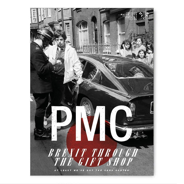 Image of Private Motor Club Vol. 2 01