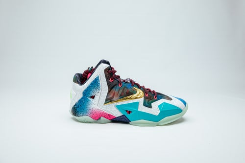 Image of Nike Lebron 11 - What The LeBron