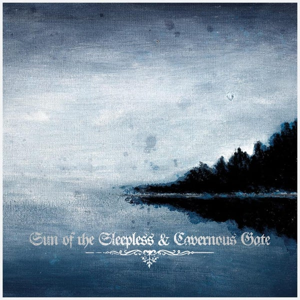Image of Sun Of The Sleepless/Cavernous Gate Split Album BLACK VINYL PRE ORDER