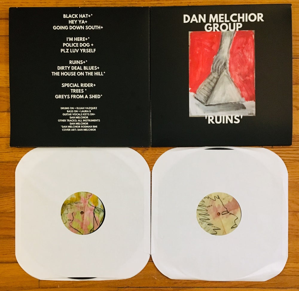 Image of Dan Melchior Group 'RUINS' double lp