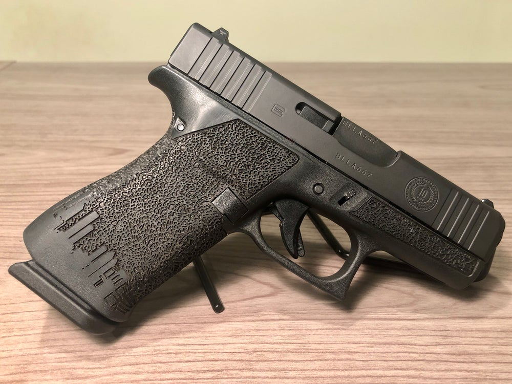 Image of New York Women in Law Enforcement Glock 43x Raffle Ticket