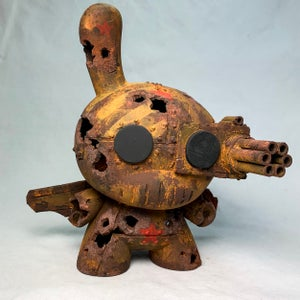 "Image of 8"" Custom A-10 Dril Dunny"