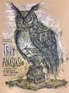Trey Anastasio Eau Claire WI poster