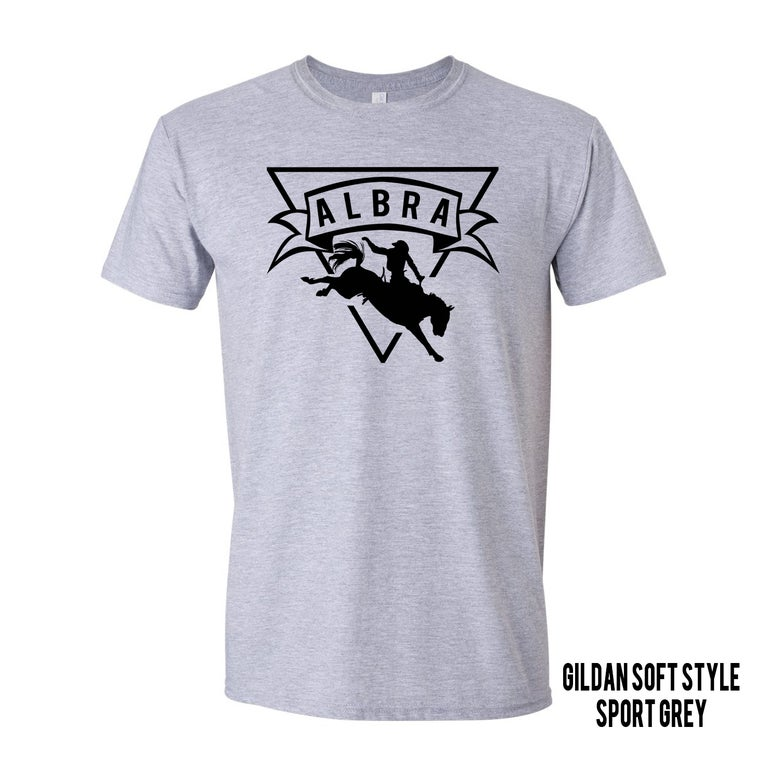 Image of Short Sleeve-Sport Grey