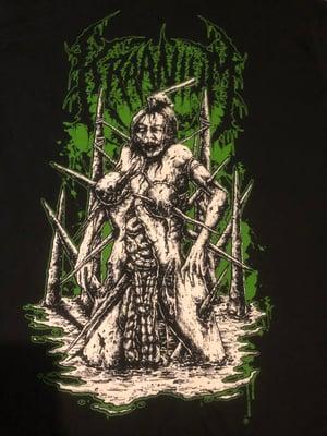 Kraanium - slam her guts out T-shirt