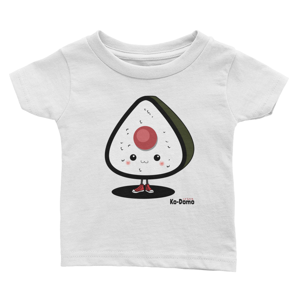 "Image of KODOMO ""UMEBOSHI"" Kids' T Shirt"