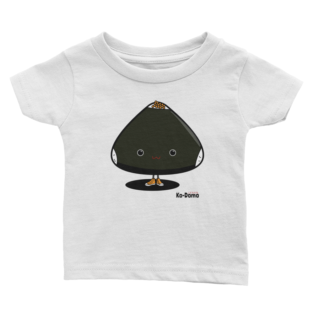 "Image of KODOMO ""ONIGIRI"" Kids' T Shirt"