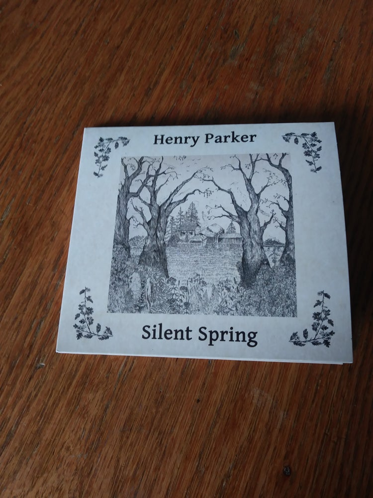 Image of Silent Spring CD Digipack with Booklet
