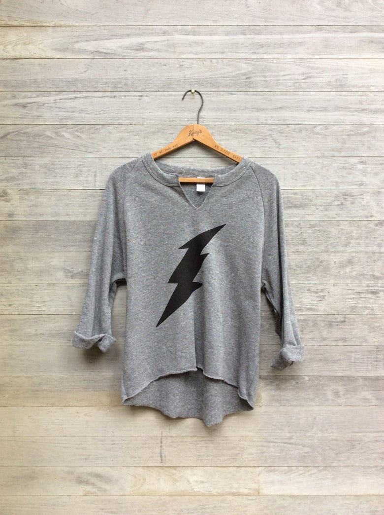 Image of Lightning Bolt Remix Sweatshirt
