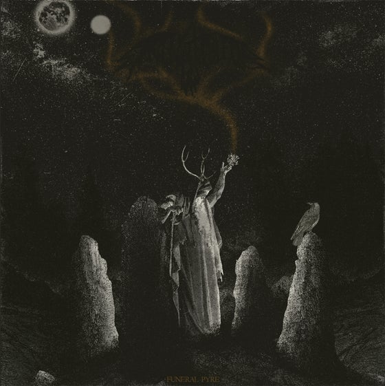 "Image of LADV128 - ANCIENT EMBLEM ""funeral pyre"" LP"
