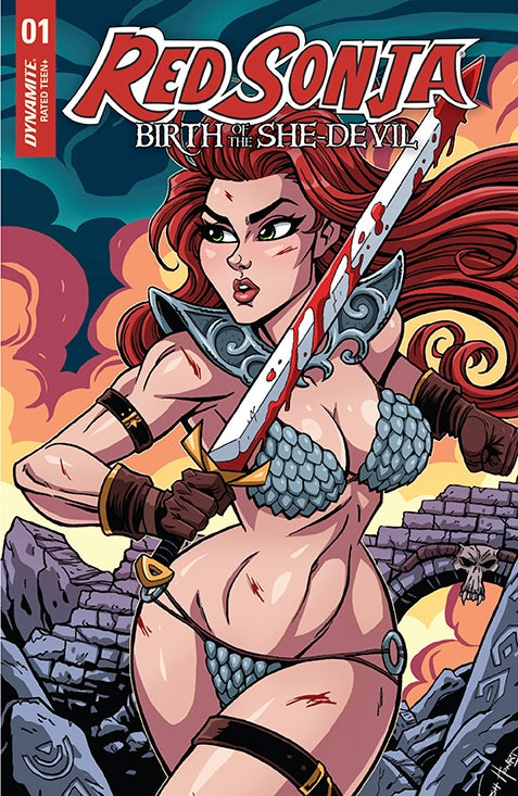 Image of RED SONJA - Variant Cover
