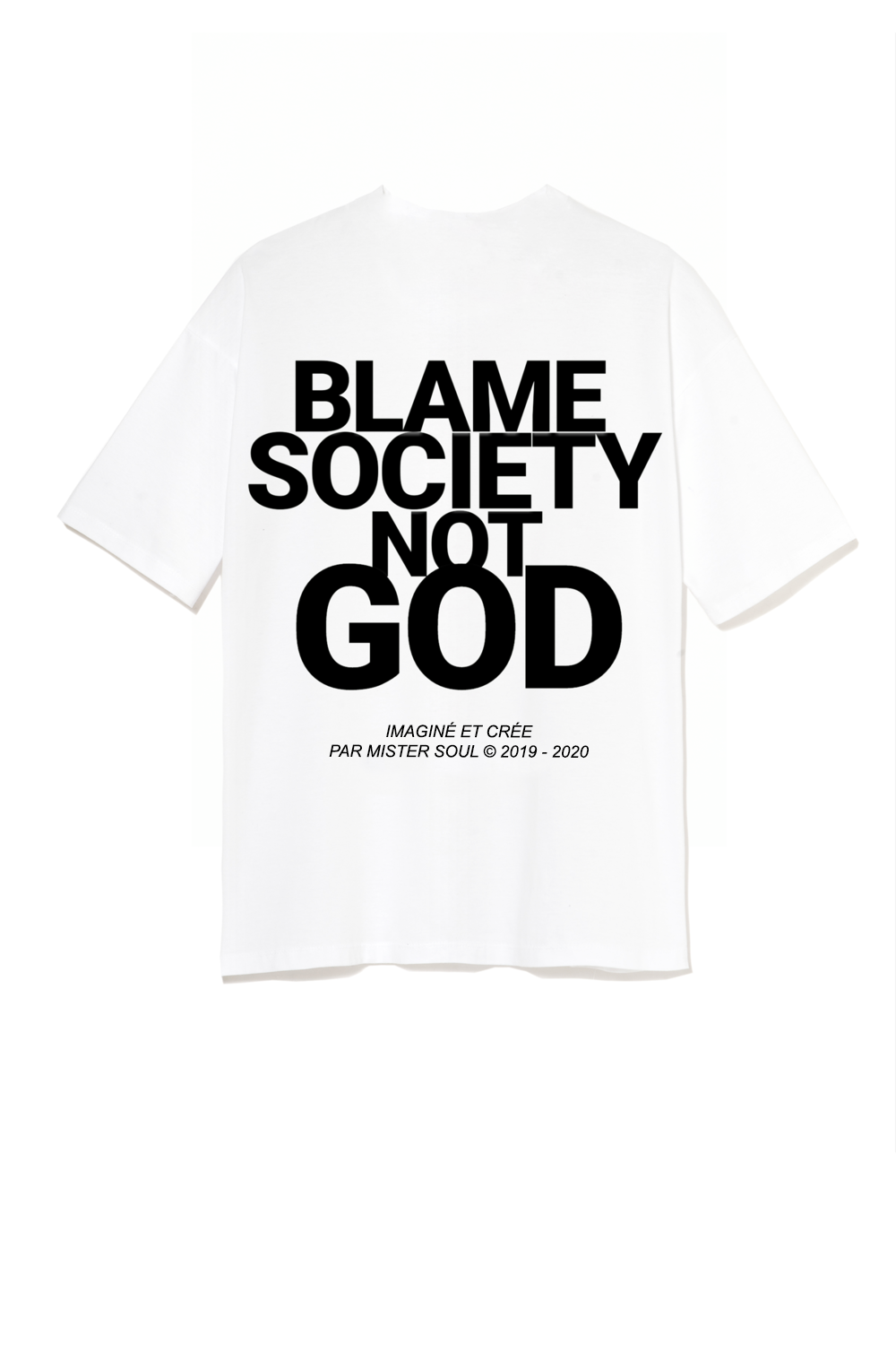 Image of CLASSIC BSNG WHITE T-SHIRT