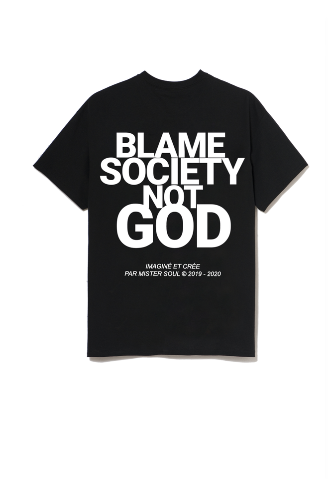 Image of CLASSIC BSNG BLACK T-SHIRT