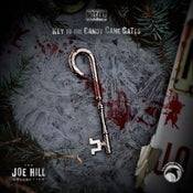 Image of The Joe Hill Collection: SIGNED Limited Edition Key to the Candy Cane Gates! TEMPORARILY SOLD OUT