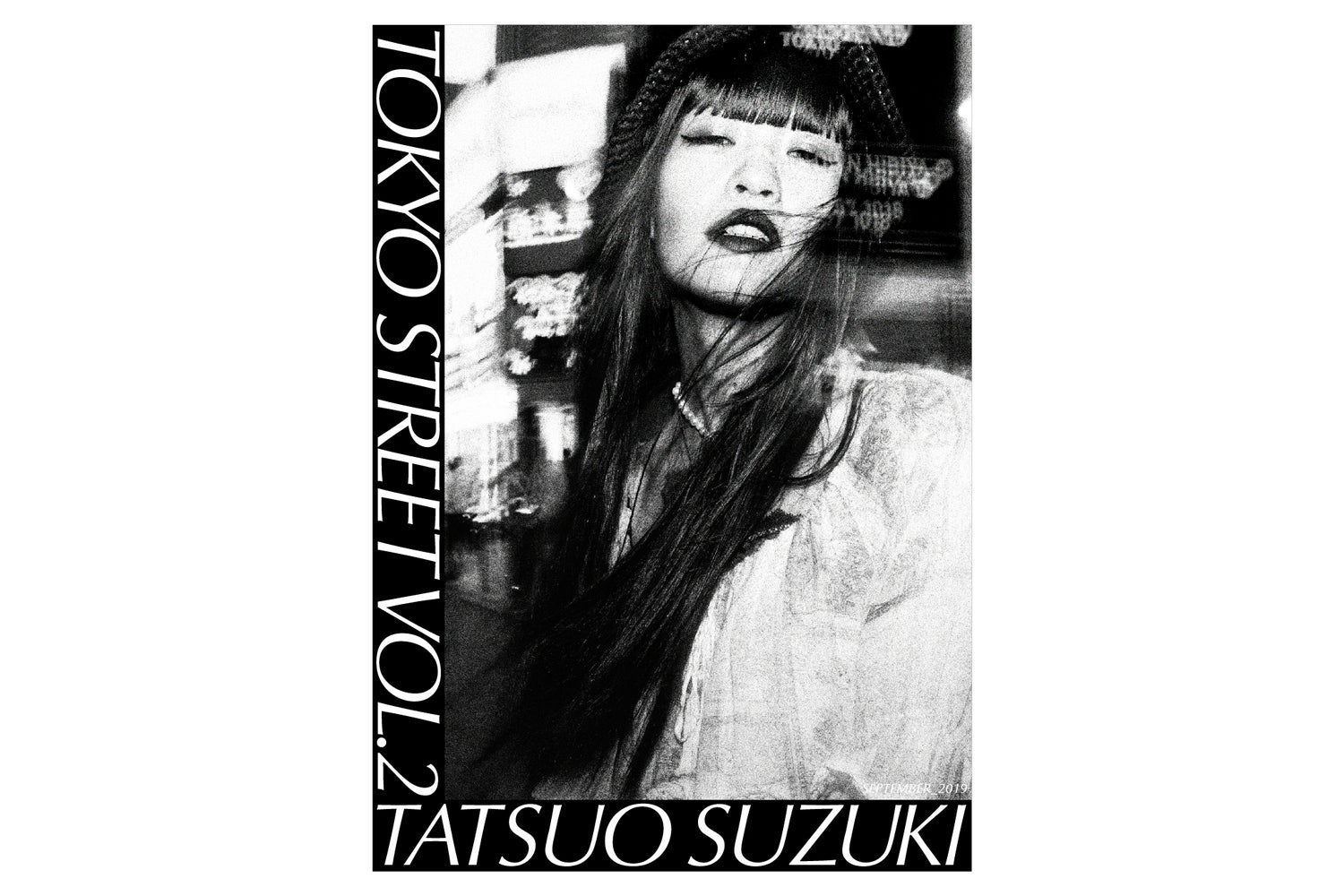 Image of ZINE: TOKYO STREET VOL. 2 (including shipping cost)