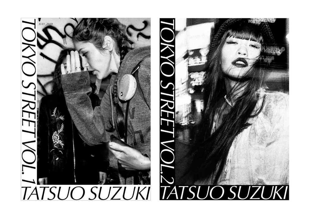 Image of ZINE: TOKYO STREET VOL. 1 & 2 (including shipping cost)