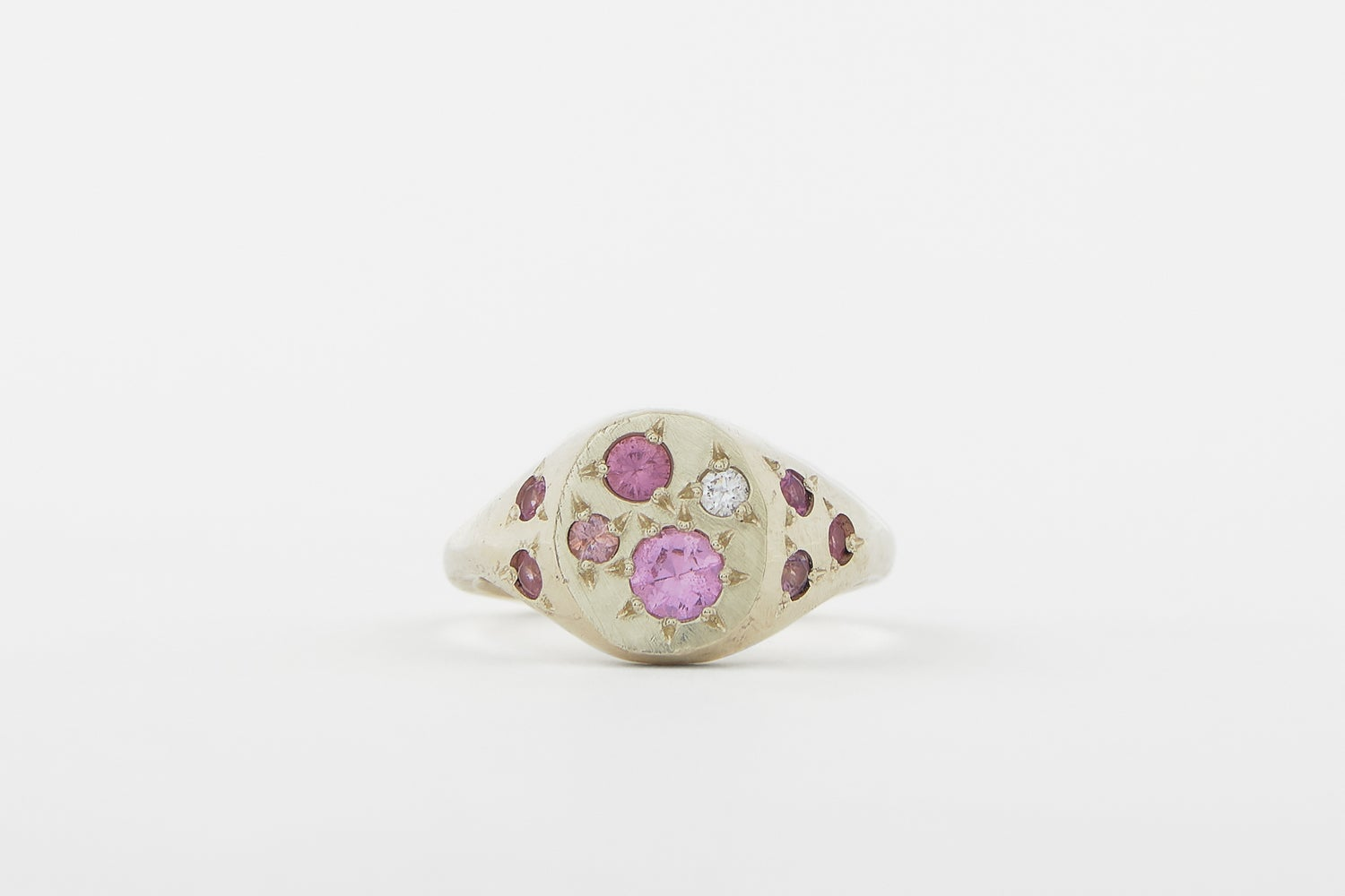 Image of Pink ring
