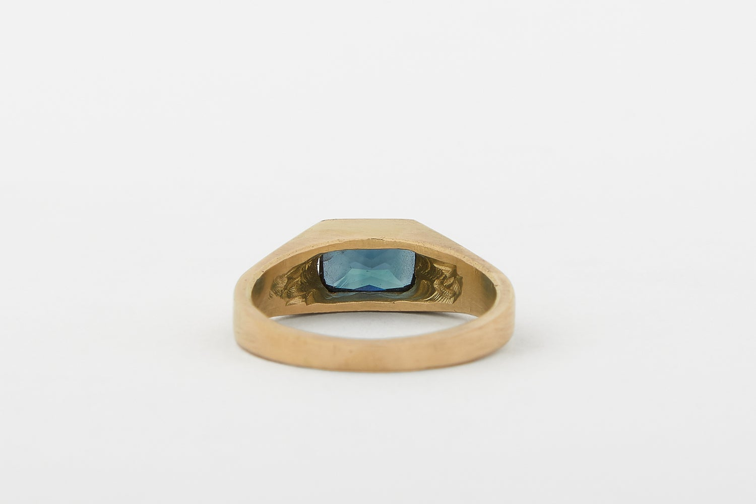 Image of Sea green ring