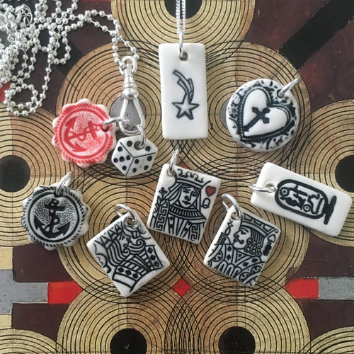 Image of LUCKY CHARMS, AMULETS & TALISMANS from $35