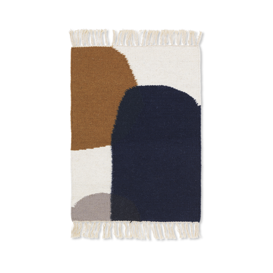 Image of Kelim Merge mat by Ferm Living - 20% off