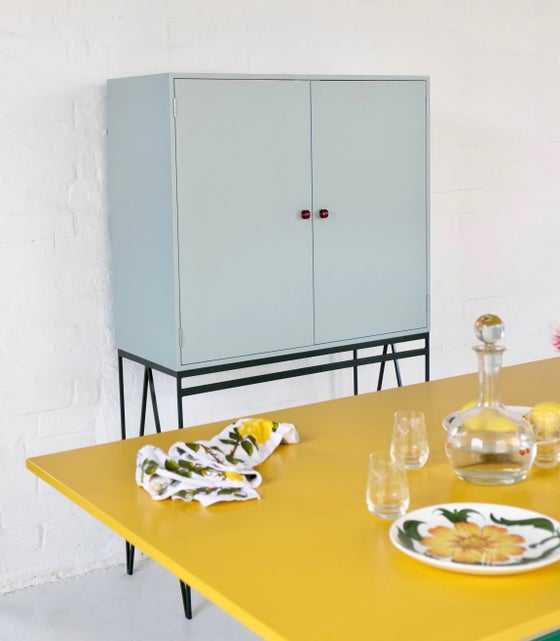 Image of Colour Play Cabinet | 91 Colour Combinations