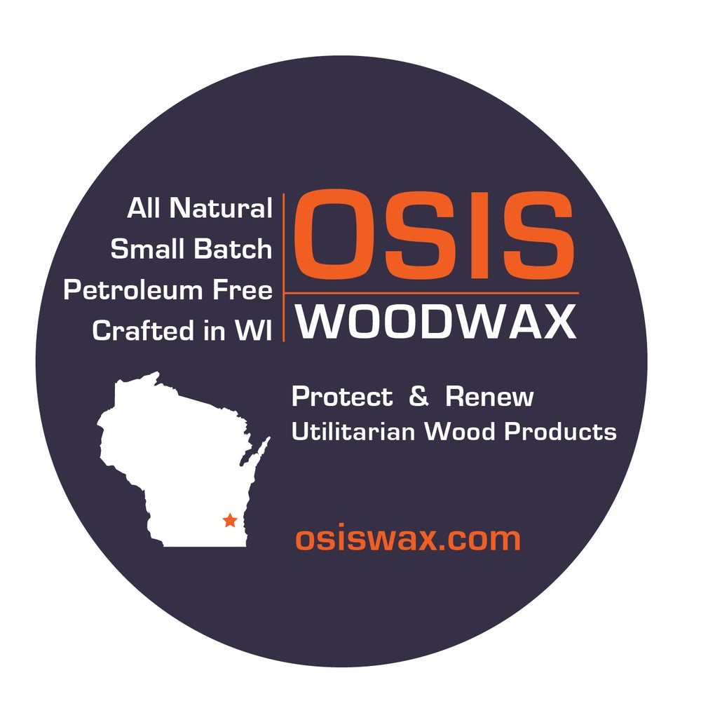 Image of OSIS WoodWax 4 oz