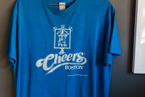 Image of 1987 Cheers TV Show Tee