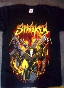 "Image of Striker ""Evil Strikes over Europe 2013""  Tee Shirt"