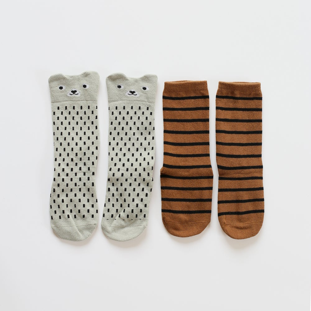 Image of Chaussettes Ours polaire