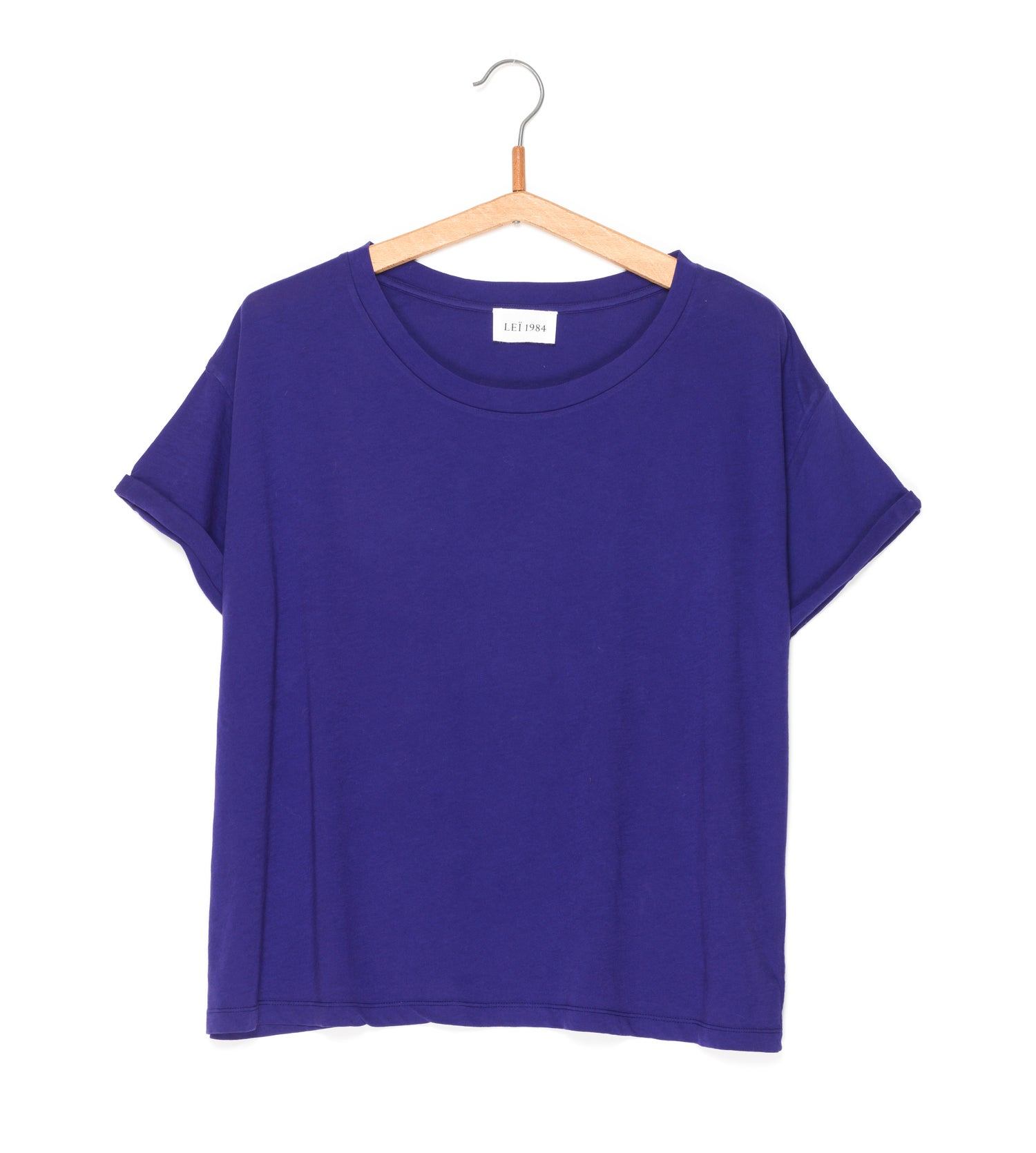 Image of Tee-shirt jersey GABRIELLE coloris primaires