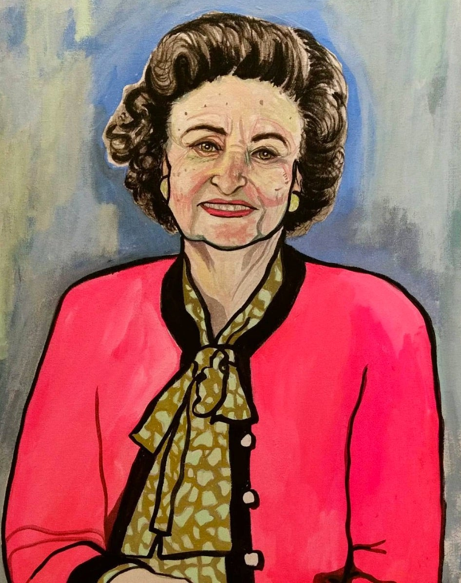 Image of Lady Bird Johnson