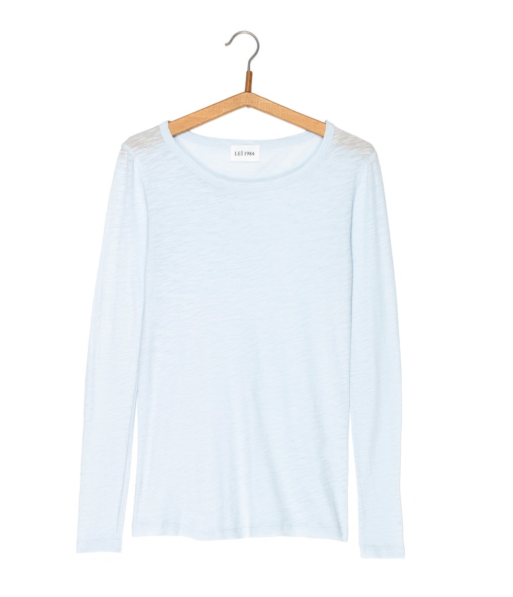 Image of Tee-shirt flamé GEORGES coloris pastels 55€ -50%