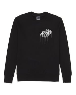 Image of Heavy Goods Chrome Drip Sweater