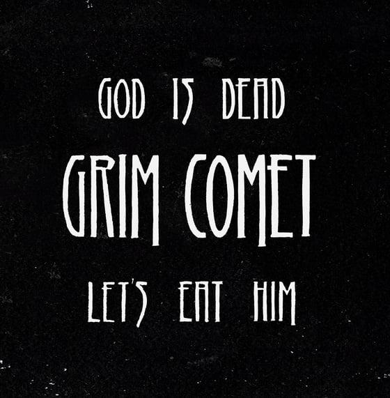Image of God Is Dead, Let's Eat Him CD