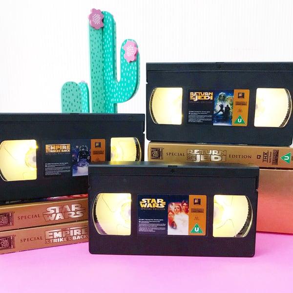 Image of Star Wars VHS Light