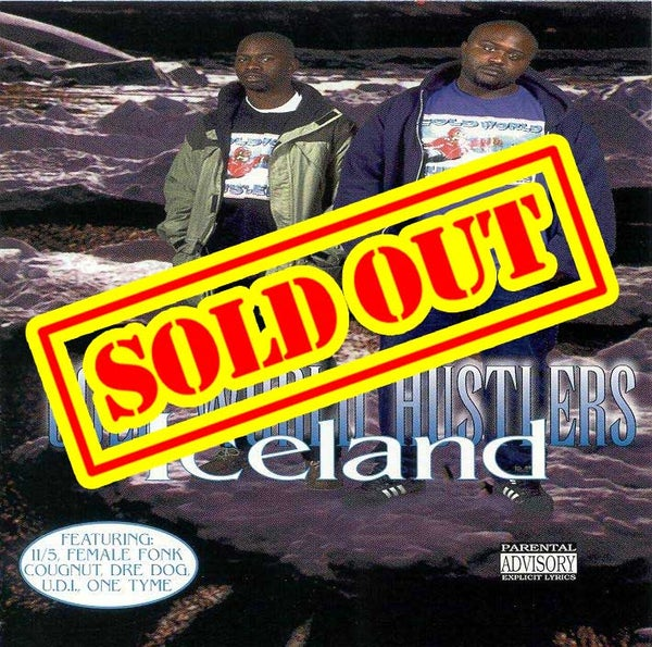 Image of Cold World Hustlers - Iceland