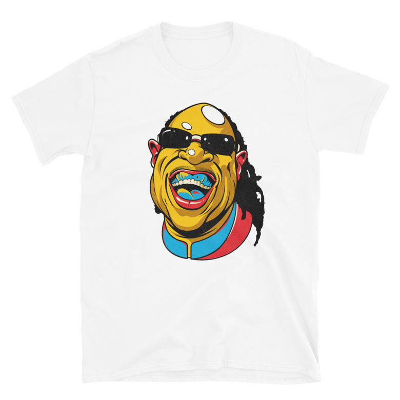 Image of Stevie Wonderful T-Shirt
