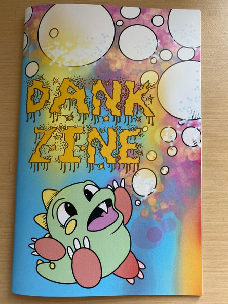 Image of Dank Zine Issue 26