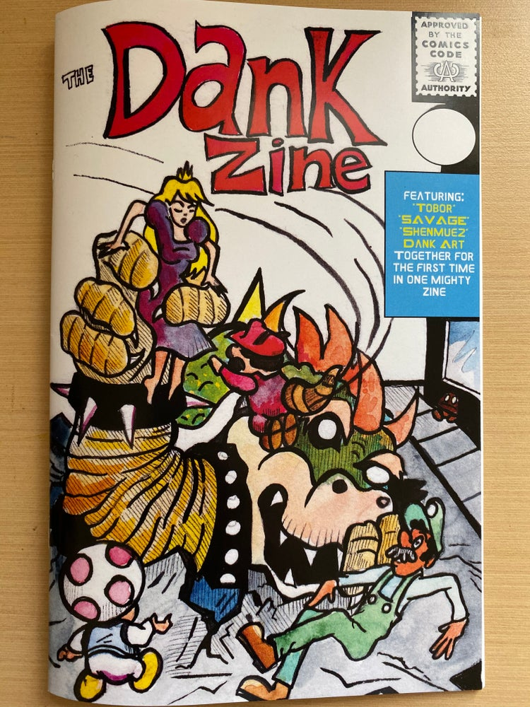 Image of Dank Zine Issue 27