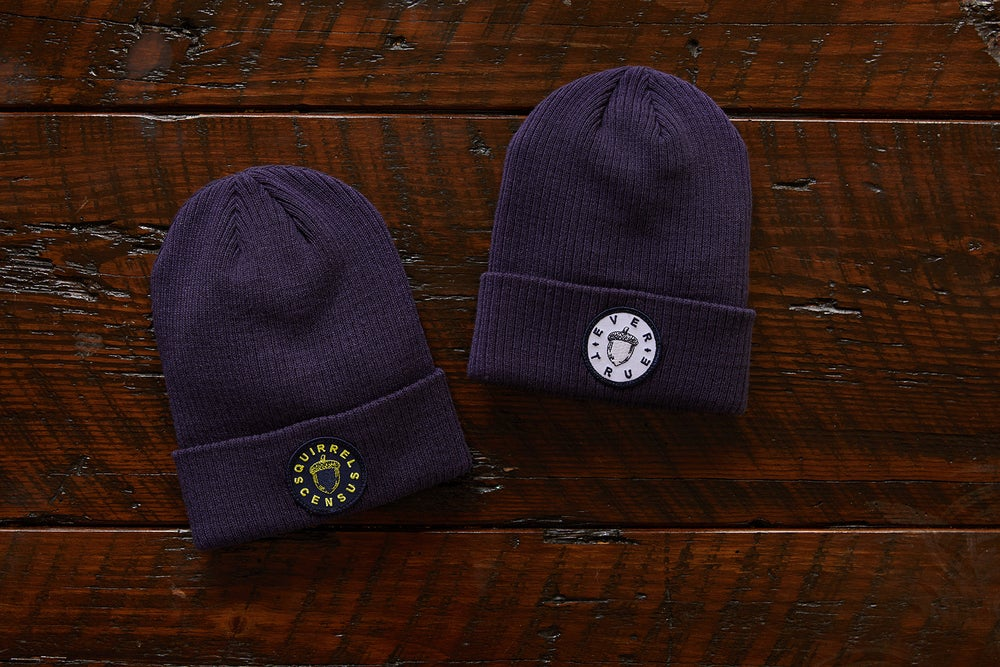 Image of Official Squirrel Census Double-Beanie Deal