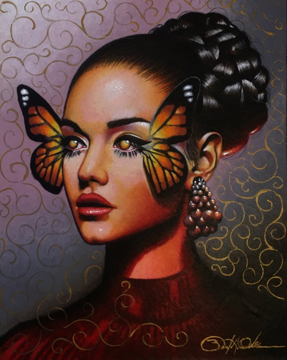 Image of BUTTERFLY GAL II