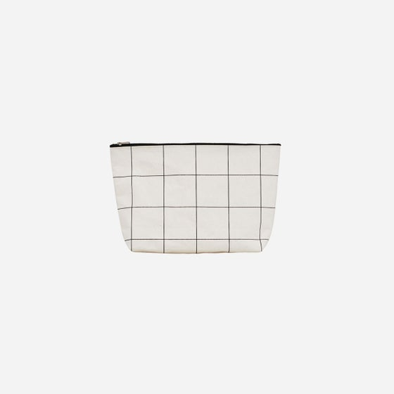 Image of Squares wash bag