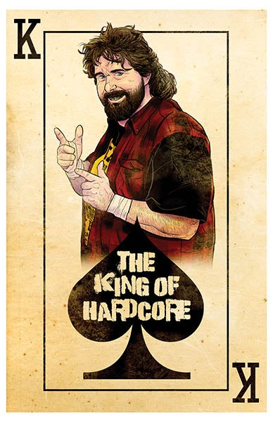 Image of Mick Foley NYCC 2019 Exclusive - SIGNED by Mick Foley.